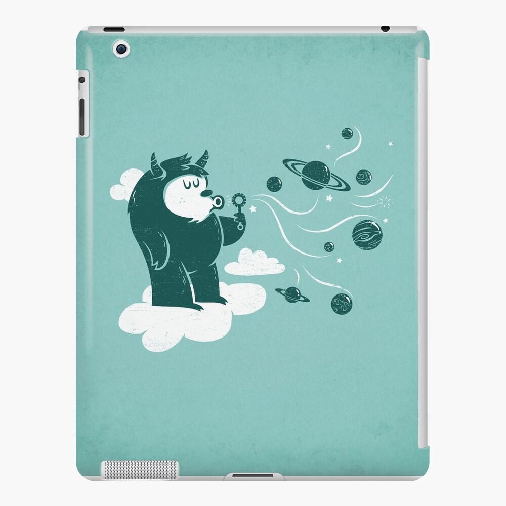 Universal Fun iPad Case & Skin
