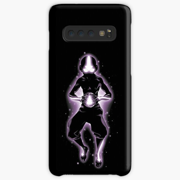 Meditating Avatar Aang Samsung Galaxy Snap Case