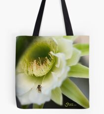 Princess of the Night - Bloom Close Up  Tote Bag