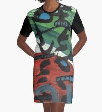 Story from Mama Graphic T-Shirt Dress