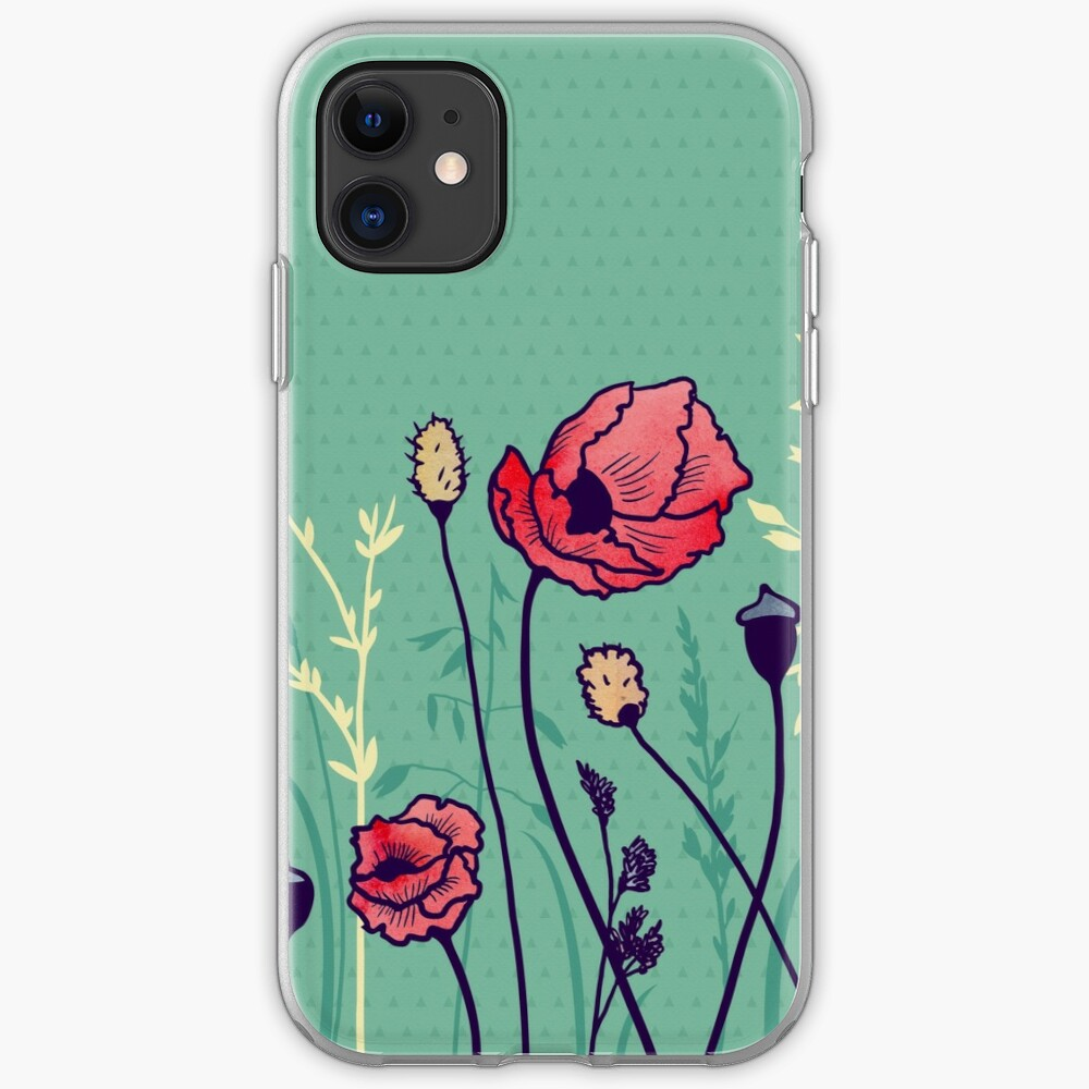 Summer Field iPhone Case & Cover
