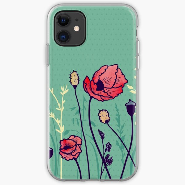 Summer Field iPhone Soft Case