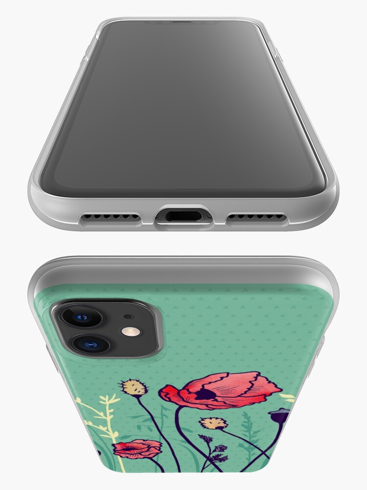 Alternate view of Summer Field iPhone Case & Cover