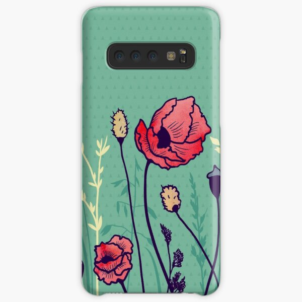 Summer Field Samsung Galaxy Snap Case