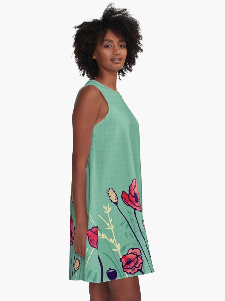 Alternate view of Summer Field A-Line Dress