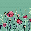 Summer Field by littleclyde