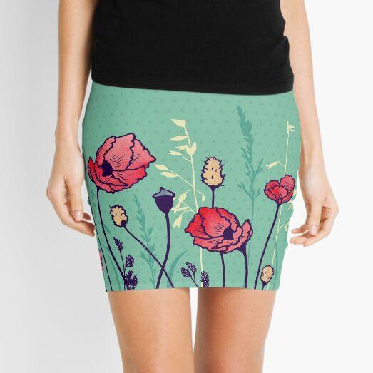 Summer Field Mini Skirt