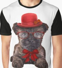 Funny Dog breed Cairn Terrier Graphic T-Shirt