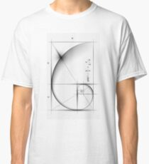 Golden Ratio - Large Classic T-Shirt