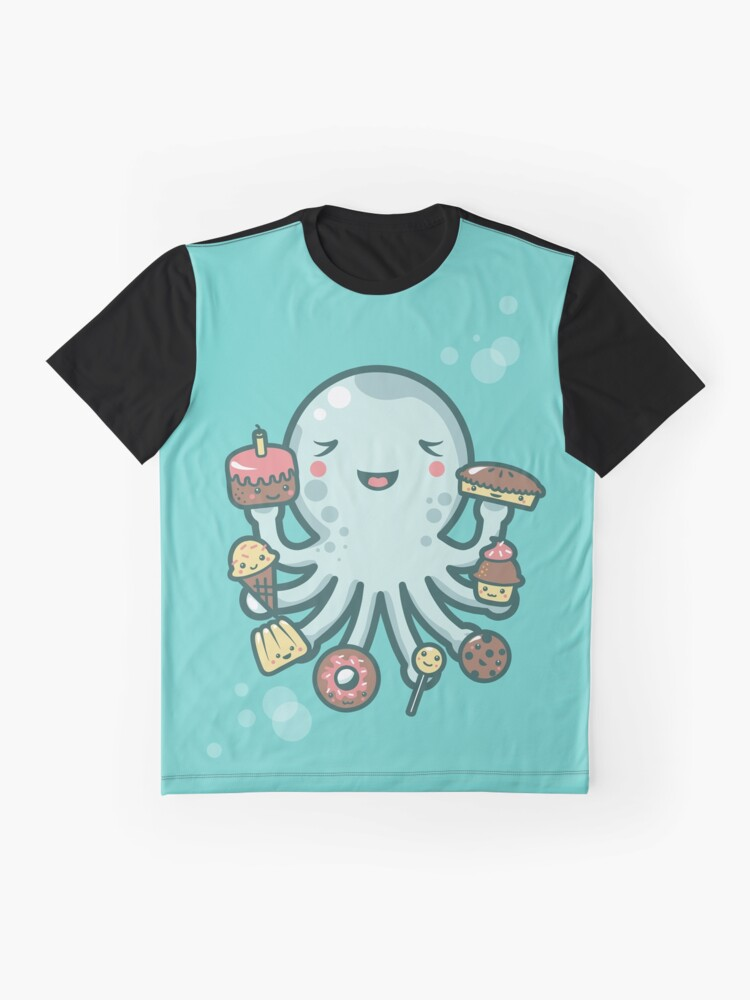 Alternate view of Room for Dessert? Graphic T-Shirt