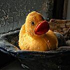 Had my shower - dedicated to Arletta by Simon Duckworth