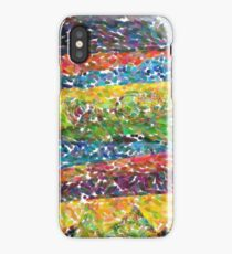 Abstract Combination of Colors No 2 iPhone Case/Skin