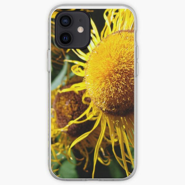 Sunflowers in Bloom - Shee Nature Photography iPhone Soft Case