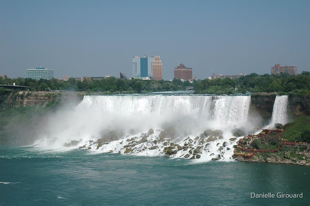 Water Falls by Danielle Girouard