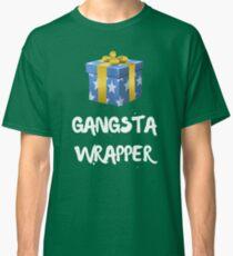 Gangsta Christmas Funny  Classic T-Shirt