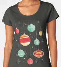 Joy to the Universe Women's Premium T-Shirt