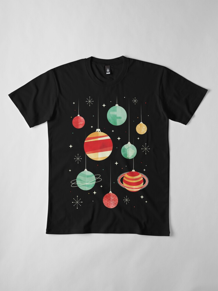 Alternate view of Joy to the Universe Premium T-Shirt