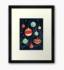 Joy to the Universe Framed Print