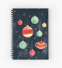 Joy to the Universe Spiral Notebook