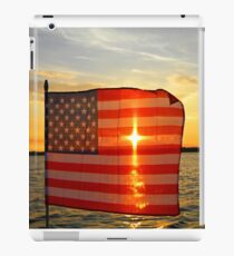 Vinilo o funda para iPad Una nación bajo Dios