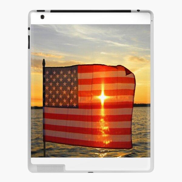 One Nation Under God iPad Skin