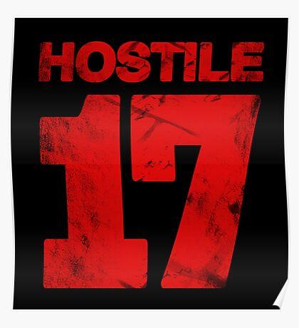 Hostile 17 Poster