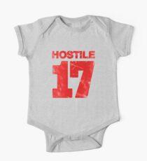 Hostile 17 One Piece - Short Sleeve