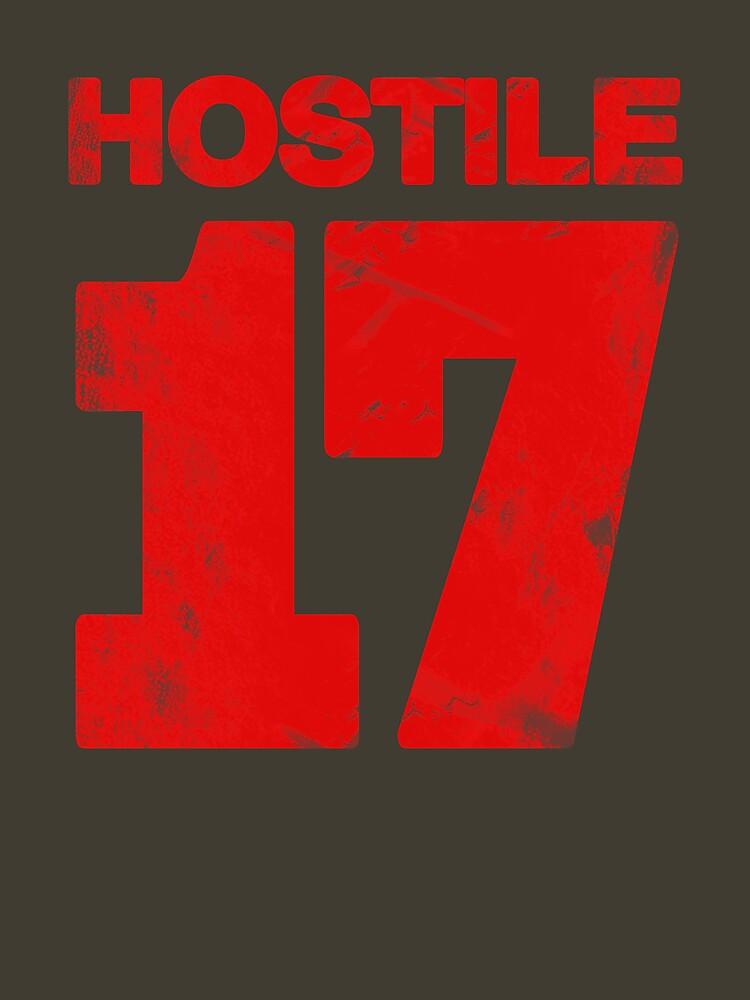Hostile 17 | Unisex T-Shirt