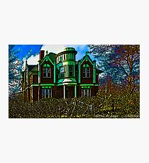 1606 Bell Rd, Halifax Photographic Print