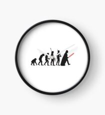 Star Wars Evolution Clock