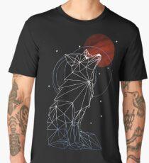Fox in the Stars Men's Premium T-Shirt