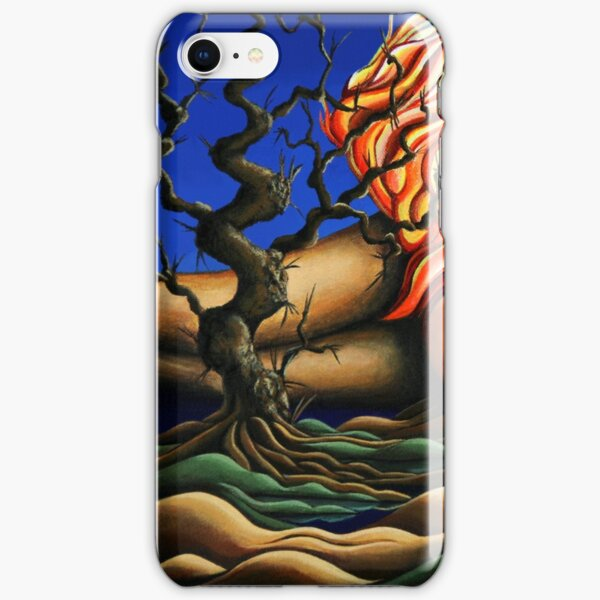 Journey Within - Original Art from Shee - Surreal Worlds iPhone Snap Case