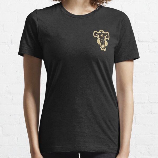 Black Clover Black Bulls  Essential T-Shirt