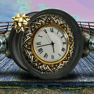 Time Tires Bunny Cracker by GolemAura