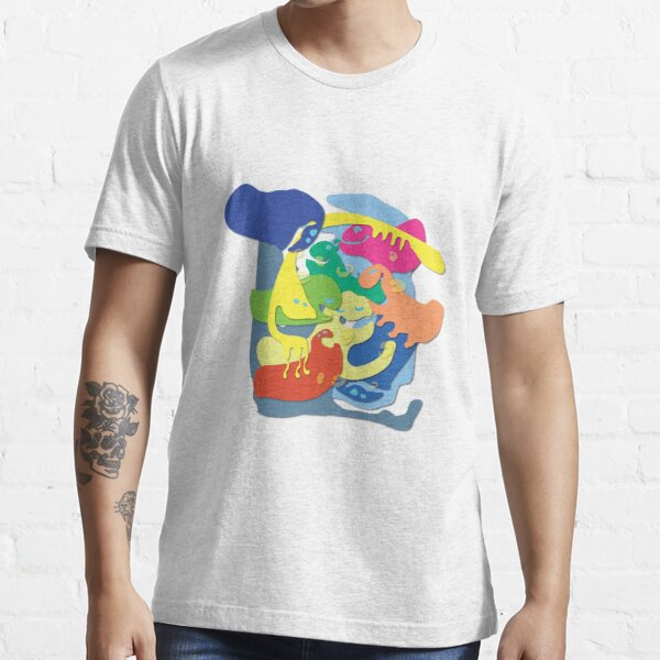 Happy Town Essential T-Shirt