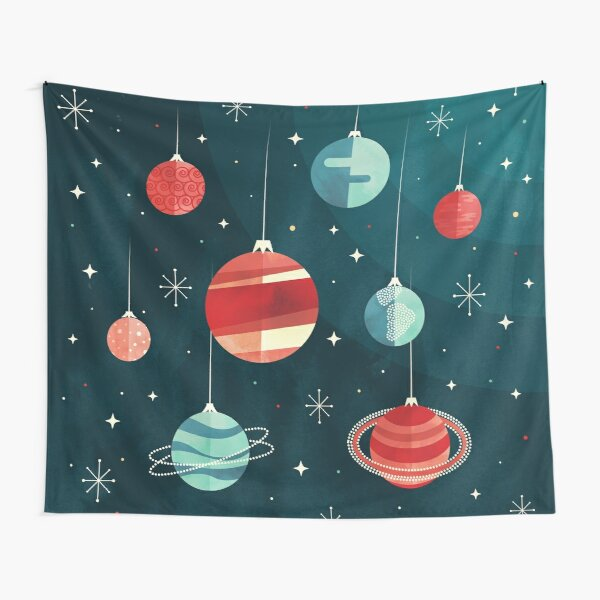 Joy to the Universe Tapestry
