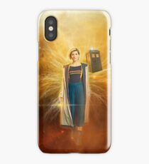 13th Doctor iPhone Case/Skin