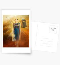 13. Doktor Postkarten
