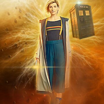 13th Doctor by MomentOfClass