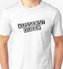 extremely queer Unisex T-Shirt