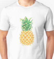 Christmas Pineapple Tree Unisex T-Shirt