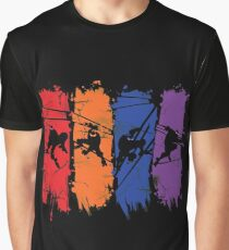 TEENAGE MUTANT NINJA TURTLES Graphic T-Shirt
