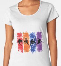 TEENAGE MUTANT NINJA TURTLES Women's Premium T-Shirt