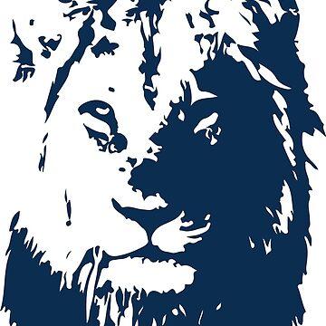 Lion's head by igorsin