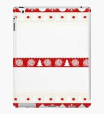 Yarn christmas  iPad Case/Skin