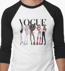 VOGUE - SPICE GIRLS Men's Baseball ¾ T-Shirt