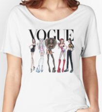 VOGUE - SPICE GIRLS Women's Relaxed Fit T-Shirt