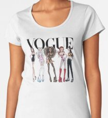 VOGUE - SPICE GIRLS Women's Premium T-Shirt