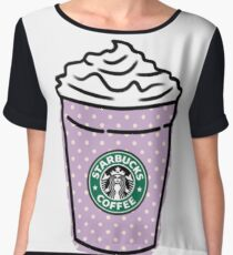 Starbucks Women's Chiffon Top