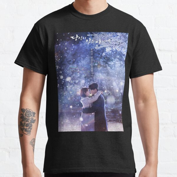While You Were Sleeping [T-SHIRTS & PHONE CASES IN DESCRIPTION] Classic T-Shirt
